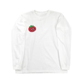ぴえんとまとぅ Long sleeve T-shirts