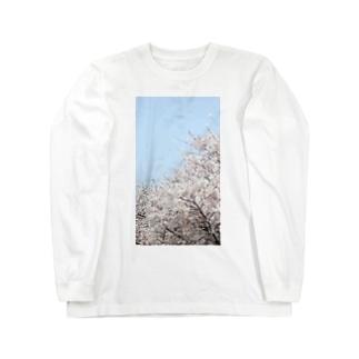 桜 Long Sleeve T-Shirt