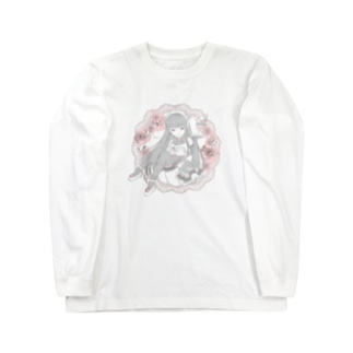 華園 Long sleeve T-shirts