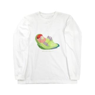 こざくらニギコロ(ノーマル) Long sleeve T-shirts