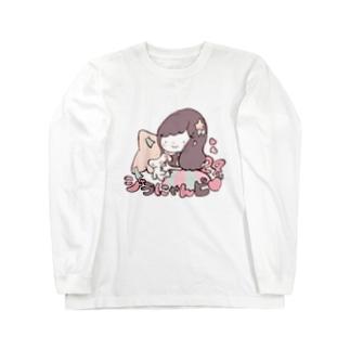 ジラちゃん 生誕グッズ2020 Long sleeve T-shirts