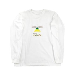 cafe & bar rubatoのrubato Long sleeve T-shirts