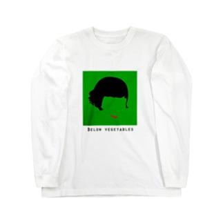 アメリ Long sleeve T-shirts