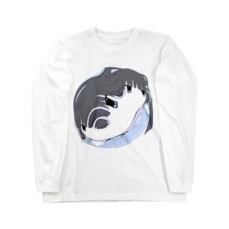 不正福祉 Long sleeve T-shirts