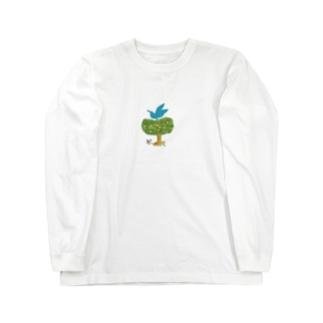 wamiのト(ヲシテ文字) Long sleeve T-shirts