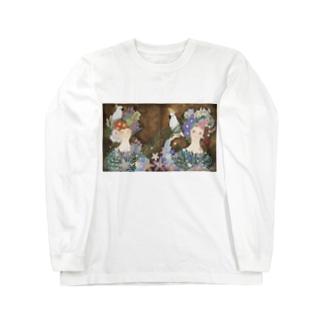 フィリアとフェリシア Long sleeve T-shirts