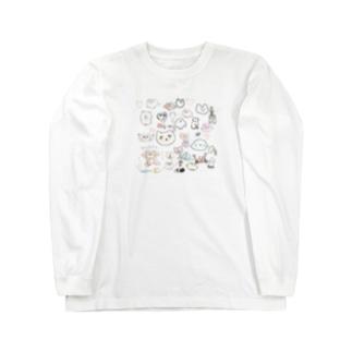 世界政府 Long sleeve T-shirts
