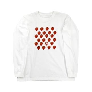 いちごうさぎ Long sleeve T-shirts
