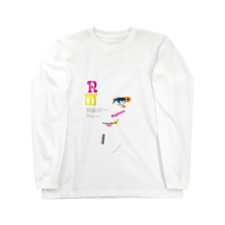 W-Happiness Long sleeve T-shirts