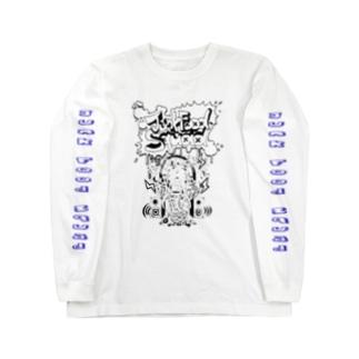 JunkFoodSquadのデザインロゴロングTee1 Long Sleeve T-Shirt