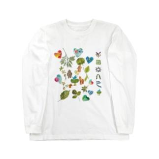 トモコさんの『トの教ゑ』 Long sleeve T-shirts
