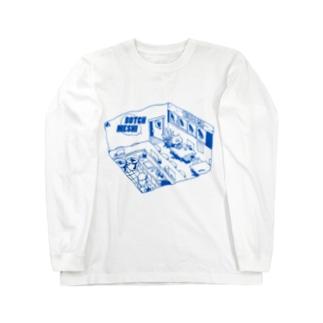 BOTCH MESHI Long sleeve T-shirts
