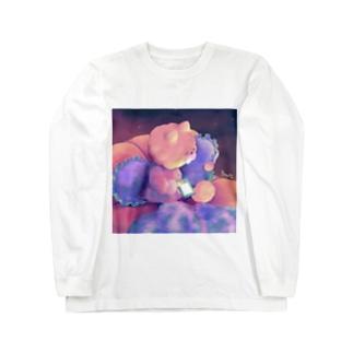 Sweet dreams! Long sleeve T-shirts