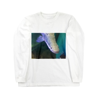 魚 Long sleeve T-shirts
