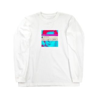 夢の人ロンティー Long sleeve T-shirts