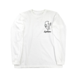 いて座くん Long sleeve T-shirts