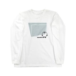 UE wo MUITE メタルくん Long sleeve T-shirts