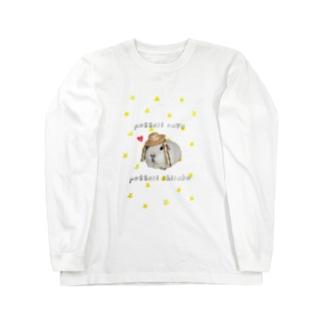 potteri cavy  Long Sleeve T-Shirt