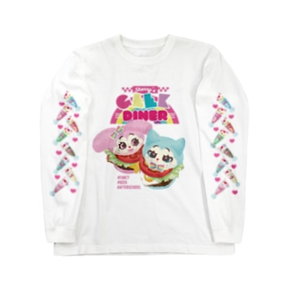 Sherry'sGEEK DINER Long sleeve T-shirts