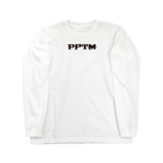 PPTMは最高 Long sleeve T-shirts