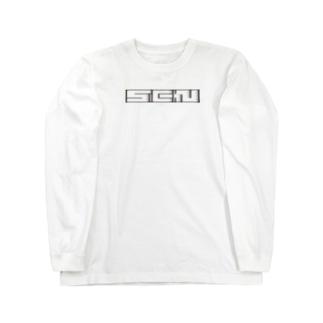 SCNは個性 Long sleeve T-shirts