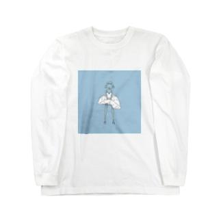 ワ〜オ♡ Long sleeve T-shirts