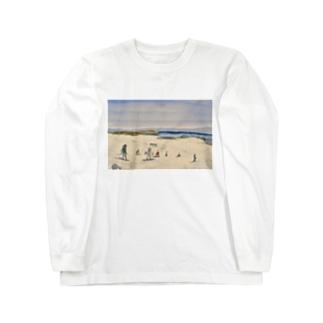 ウィンタースポーツ Long sleeve T-shirts