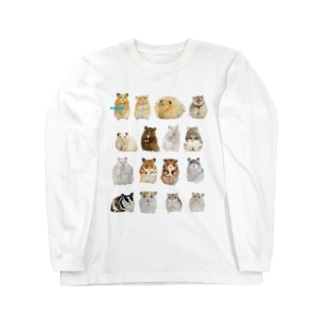 【KAMAP】オールスターハムズ Long sleeve T-shirts