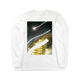 幻想の夜 Long sleeve T-shirts