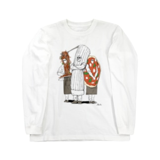エージェントシェフ Long sleeve T-shirts