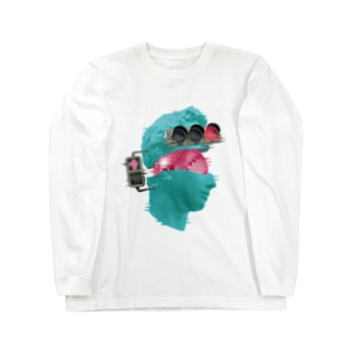 K collage01 Long sleeve T-shirts