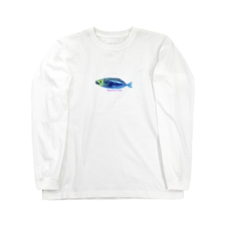 Migratory Fish (回遊魚) Long sleeve T-shirts
