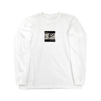 たかつえSS 主任アキノリシリーズ Long sleeve T-shirts