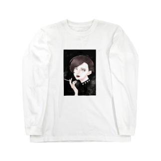 キメキメ Long sleeve T-shirts