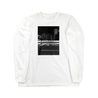 諸行無常 Long sleeve T-shirts