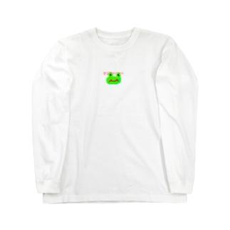 かえええる Long sleeve T-shirts