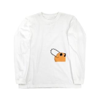 非公式 ポチタ Long sleeve T-shirts