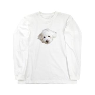 こてつだよ Long sleeve T-shirts