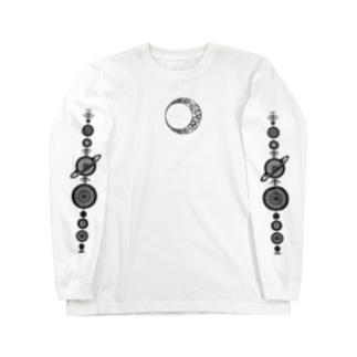 むじゅーりょく Long sleeve T-shirts