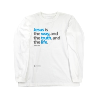 Jesus Is Long sleeve T-shirts