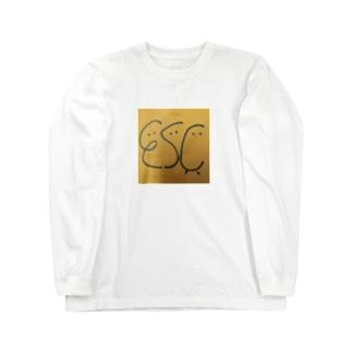 Escくん Long sleeve T-shirts