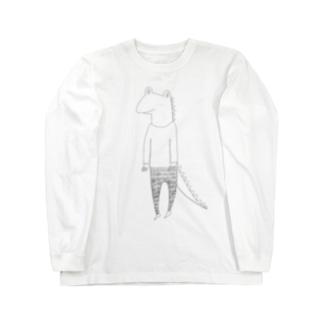 My friends  crocodile Long sleeve T-shirts