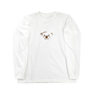 コツメちゃん Long sleeve T-shirts