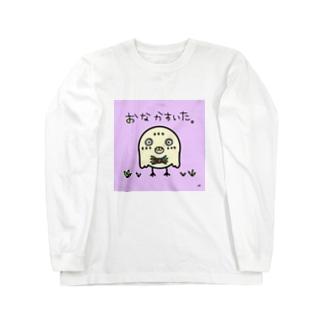 ただ自分が欲しかったロンT Long sleeve T-shirts