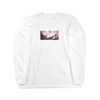 電子タバコ派 Long sleeve T-shirts