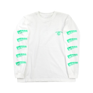 oceanviewviewの極東大麻雀戦線(ミント) Long sleeve T-shirts