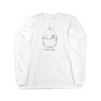 ソルティ・ドッグ (Salty Dog) Long sleeve T-shirts