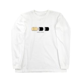 ザコ寿司 Long sleeve T-shirts