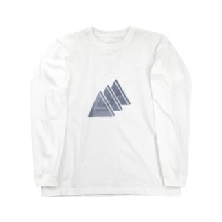ちぇるしーのグッズ売り場のちぇるしー△ Long sleeve T-shirts