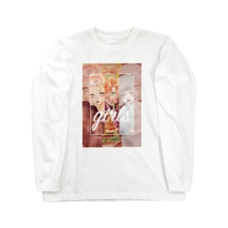 girls Long sleeve T-shirts